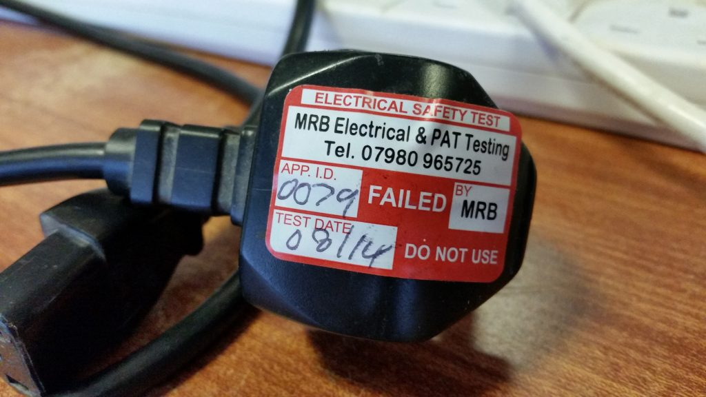 IEC Lead / IT Equipment PAT Testing